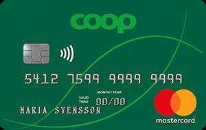 Coop Mer Mastercard